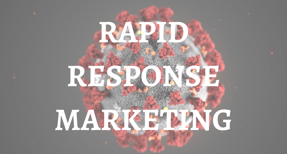 These two global giants leverage Coronavirus to boost sales- A notable case study in rapid response marketing.