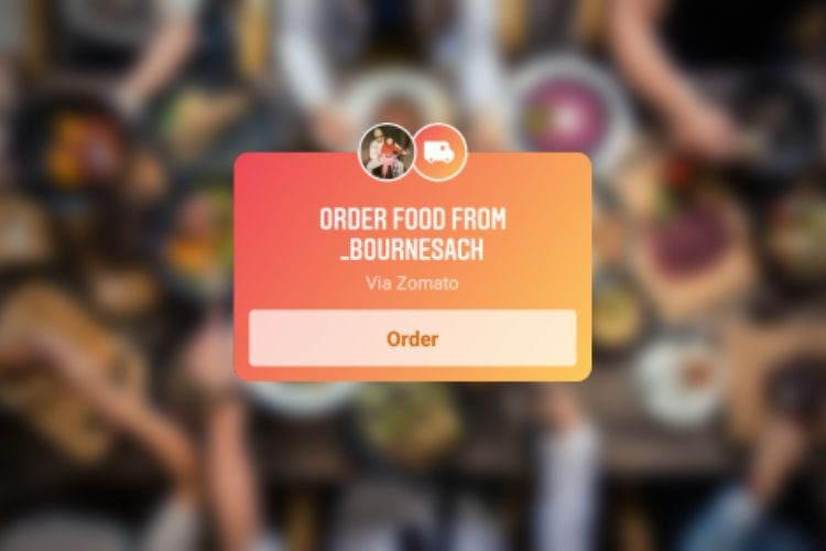 Instagram Teams With Swiggy, Zomato. Enables Food Ordering Via Stories
